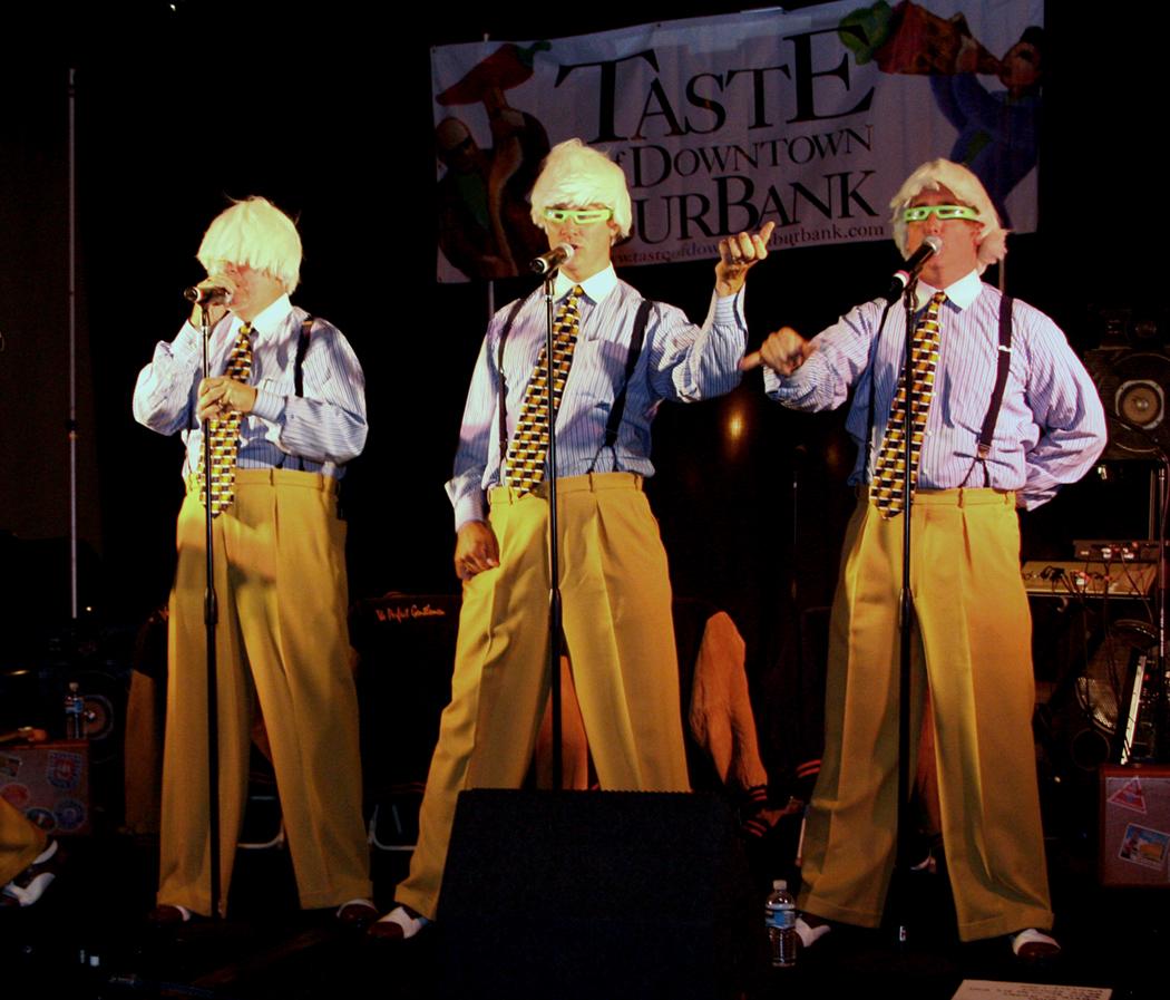 A Taste of Burbank performance